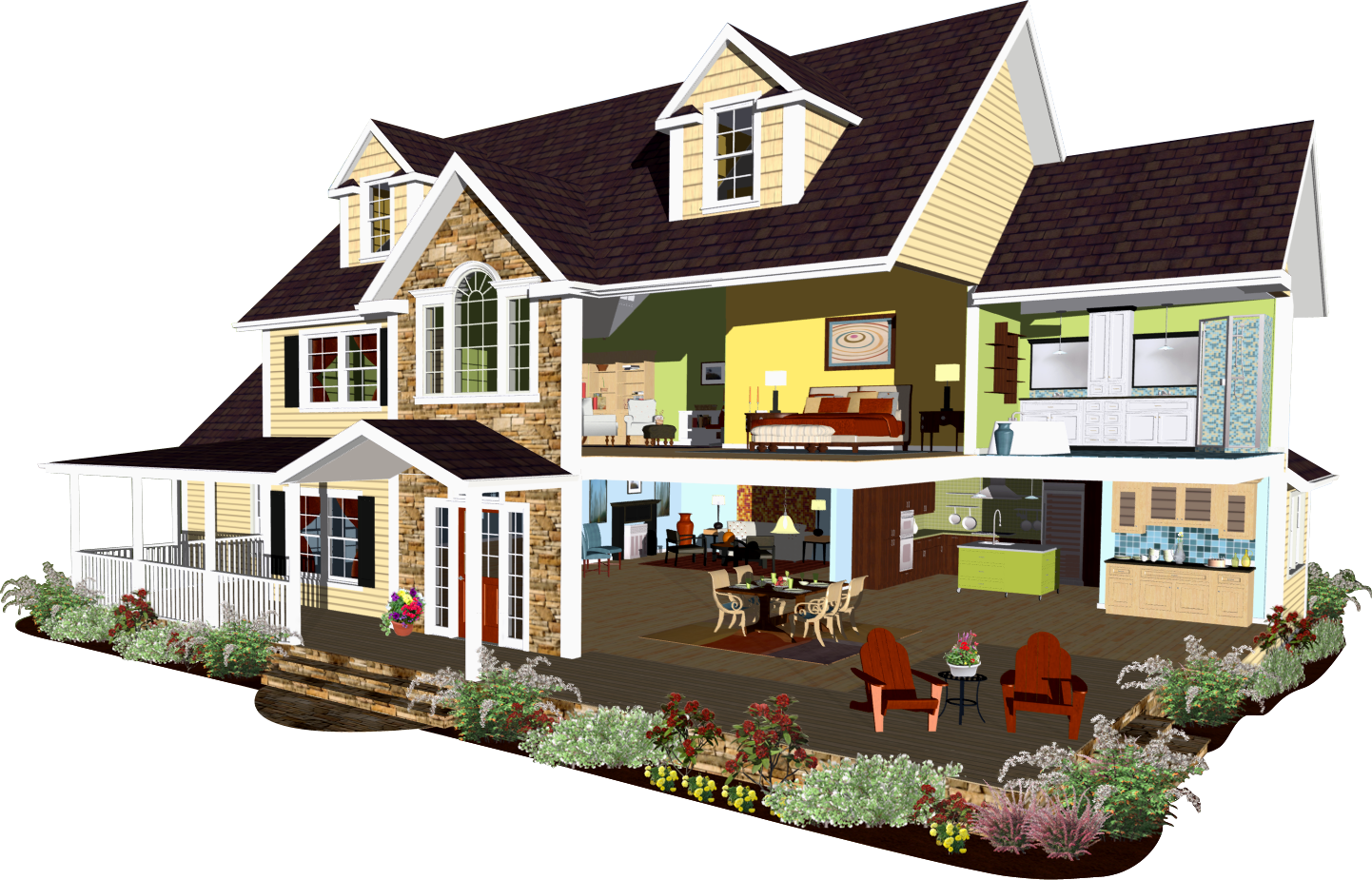 3d Home Design Software  Free downloads and reviews