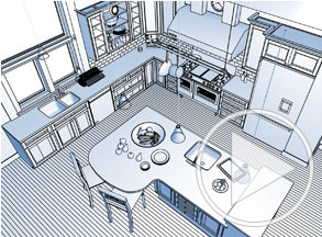 kitchen and bathroom design software kitchen design software home designer 24553