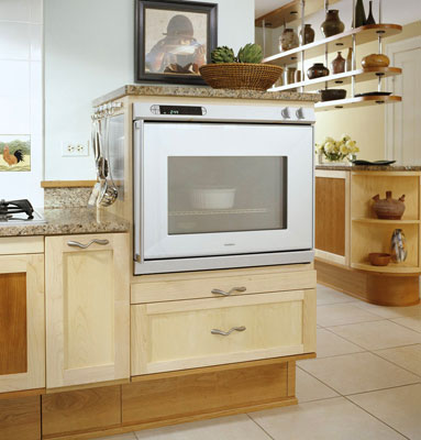 Sideload stove