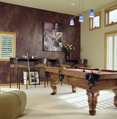 Home design tips basement remodeling - Family game room ideas ...
