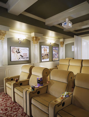 Home Design Tips Planning Tips For Your Home Theater