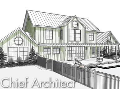 Chief Architect and Home Designer Pro Feature Comparison