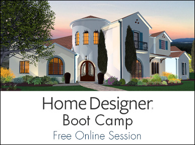 Home Designer Boot Camp