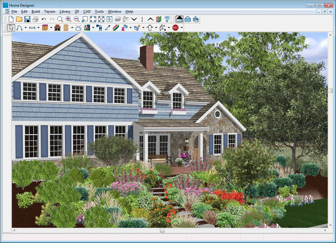 Home Garden Designs Free Landscape Design Software Download For