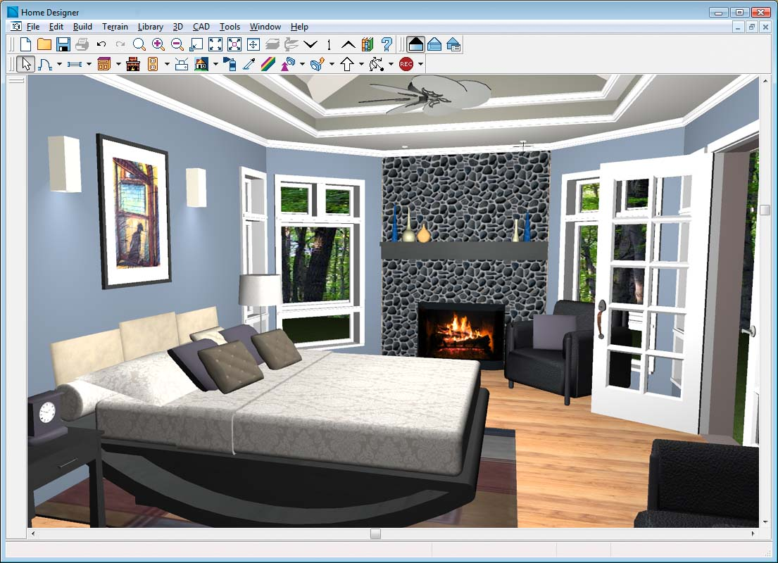 Home designer interiors Home decorating software