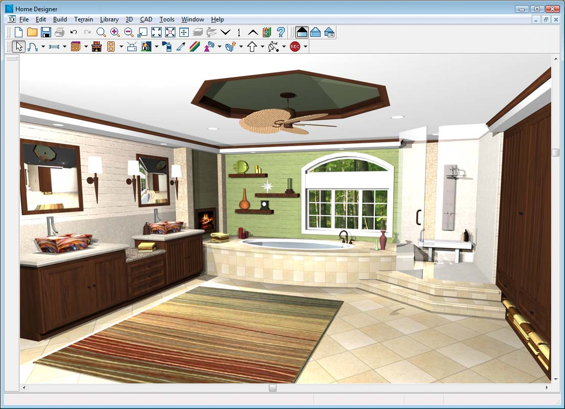home decorating software
