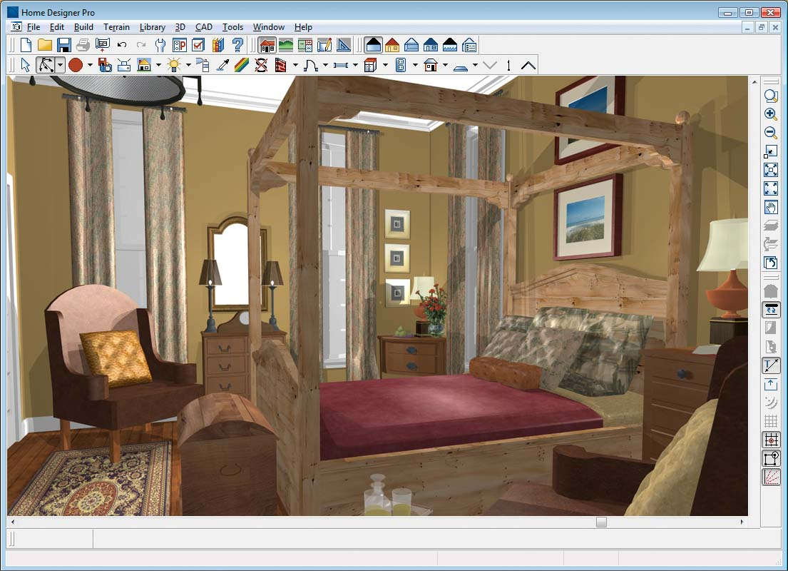 Home Design Software - Home Designer Pro