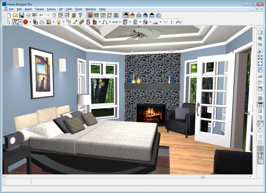 Home designer pro Best 3d room design software