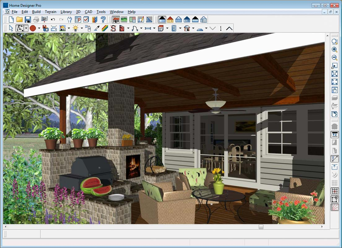 Chief Architect Home Designer Suite Free Download - Home & Furniture ...