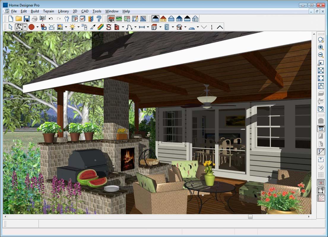 Chief Architect Home Designer Interiors 2012 Download