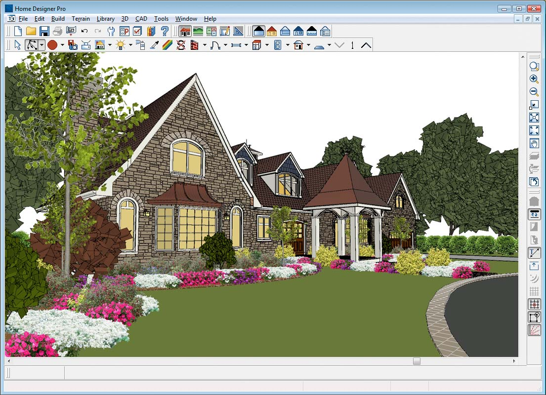 Home designer pro - Free 3d home design software for mac ...
