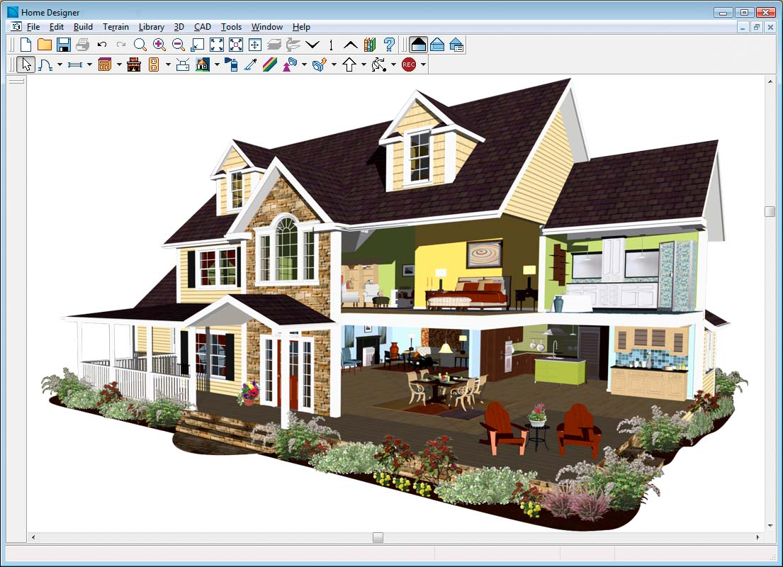 Home design software windows 10 castle home Windows home design software