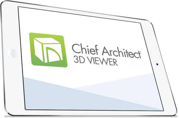 Chief Architect 3D Viewer app