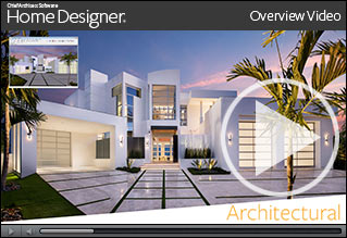 home designer architectural overview video - Home Designer