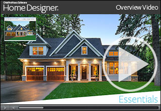 home designer essentials overview video - Home Designer