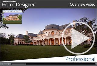 home designer professional overview video - Home Designer
