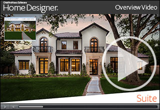home designer suite overview video - Architect Home Designer